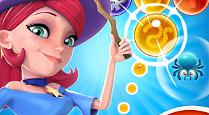 bubble witch 2 saga mod
