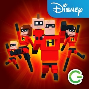 Disney Crossy Road SEA mod apk