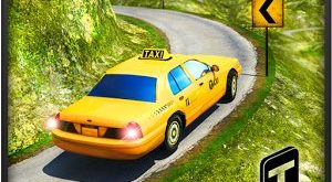 Taxi Driver 3D Hill Station mod