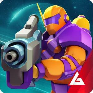 Space Pioneer – Shoot, build & rule the galaxy mod