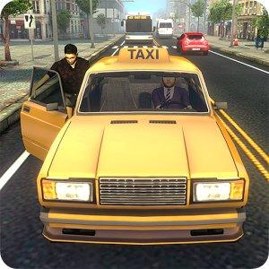 Taxi Simulator 2018 mod