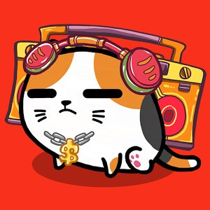 Fancy Cats - Kitty cat dress up and match-3 puzzle mod