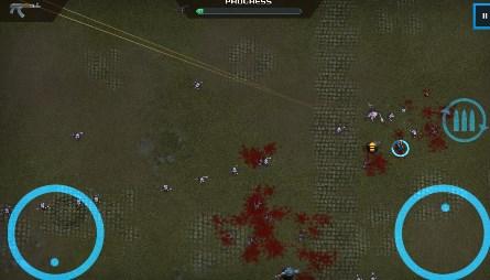 Crimsonland bullets mod