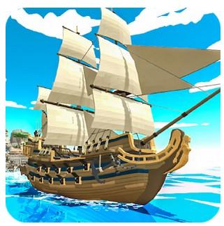 Pirate world Ocean break mod