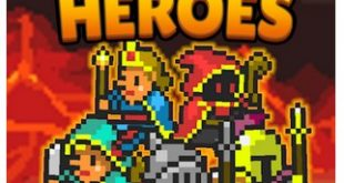 Grow Heroes Vip Idle RPG mod