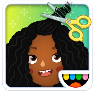 Toca Hair Salon 3 mod